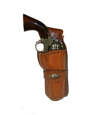 1938 Apache Scout Hollywood Fast Draw Design Gun Holster