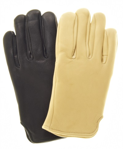 Deerskin Slip On Gloves with Thinsulate® Lining