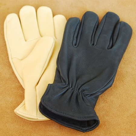 Deerskin Gloves With Thinsulate® Lining