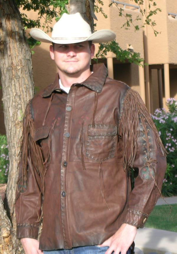 Chiricahua Leather unlined Shirt