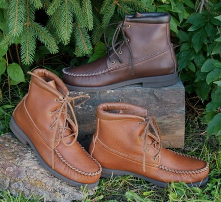 Men's Crepe Sole Walking Boots