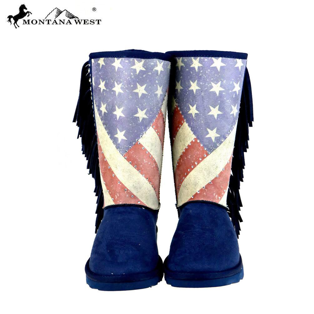 Montana West American Pride Boots
