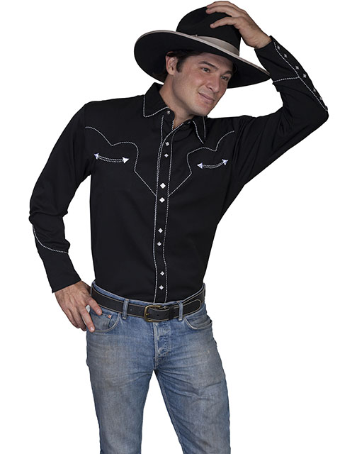 Scully Western Shirts