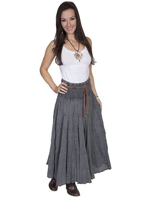 Full length skirt