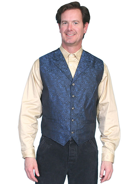 Classic old time vest