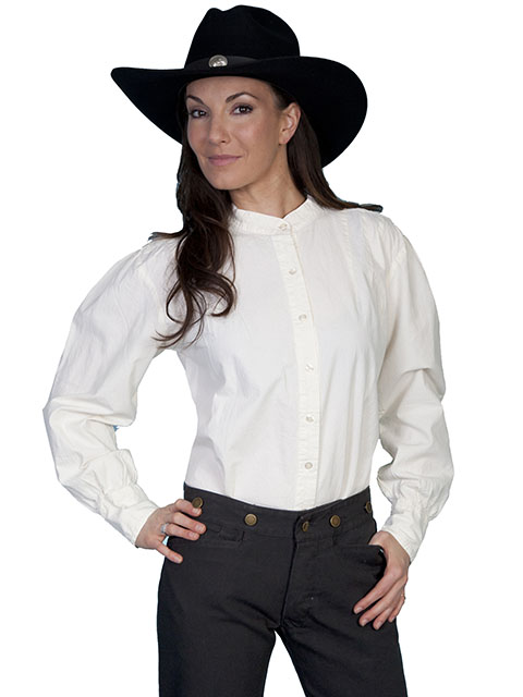 Ranch style blouse