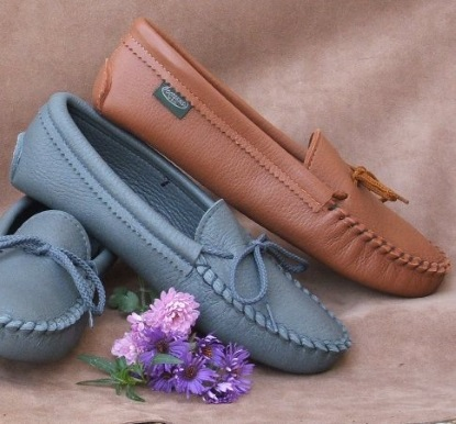 Women's Softsole Moccasins