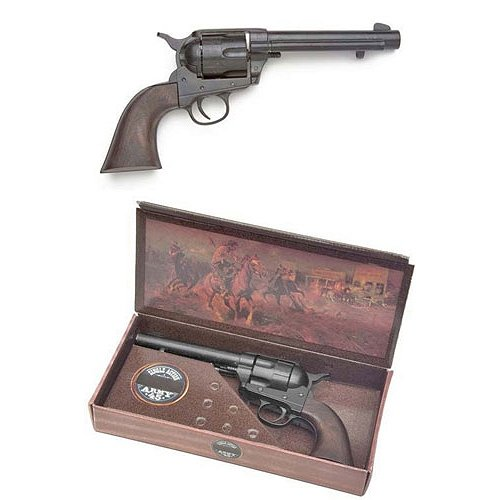 Old West Replica Guns in Presentation Box