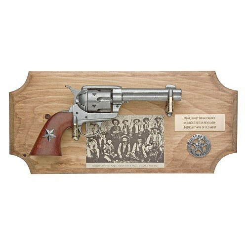 Old West Replica Guns Framed Sets