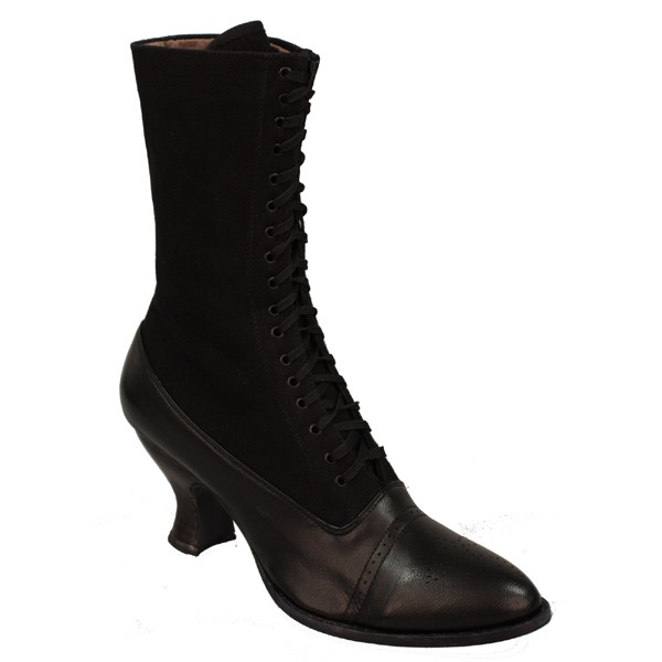 Womens 1800's Period Authentic Boots