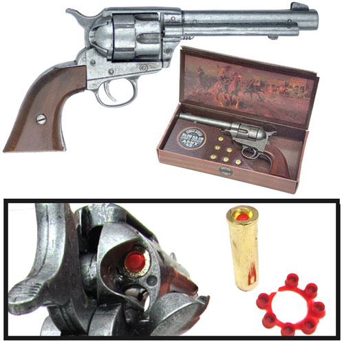 Old West Replica Blank Firing Pistols