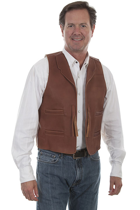 Scully Old West Vests