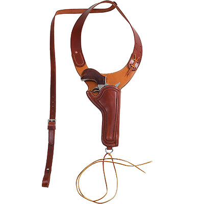 Old West Shoulder Holsters