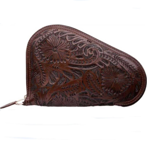 Handgun Cases Leather Exotic Hide