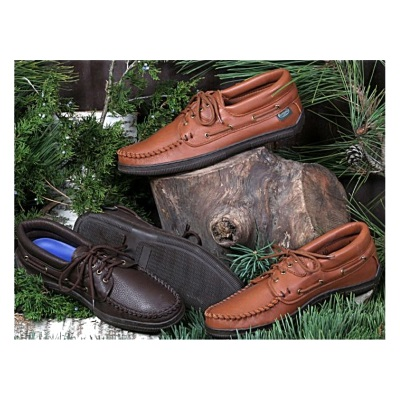 Footwear by Footskins Mens Moccasins, Shoes and Boots