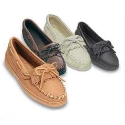 Minnetonka Moccasins Brand Women's Moccasins, Shoes and Boots