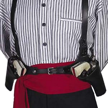 Western Shoulder Holsters
