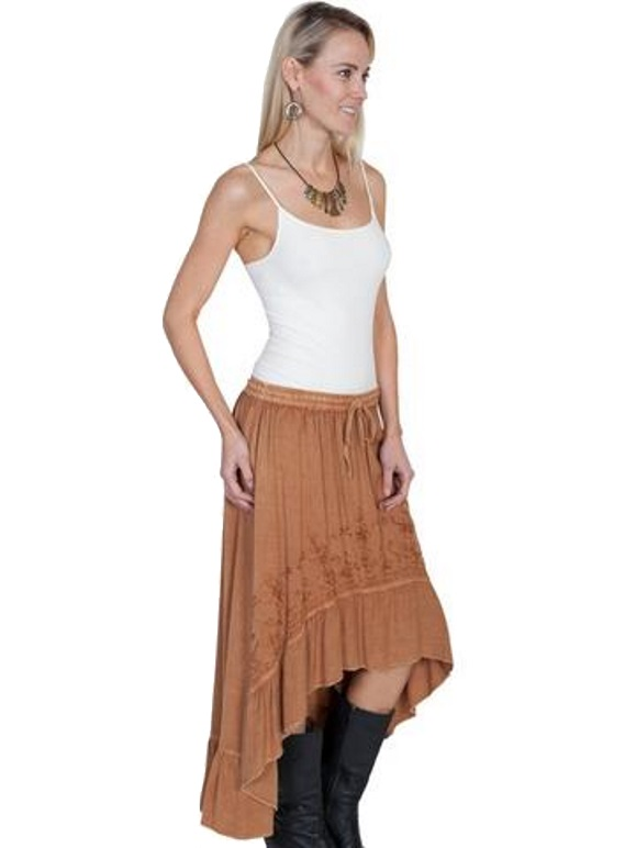 Scully Leather Western Skirts