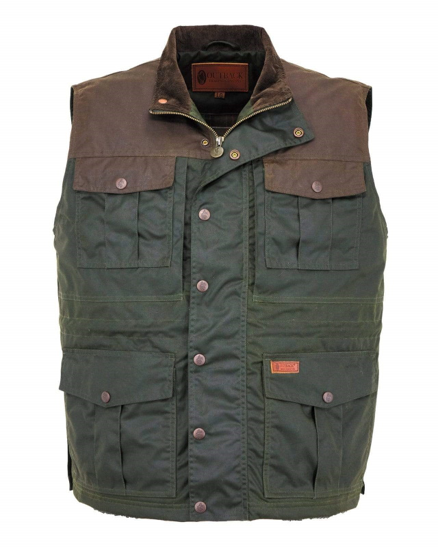 Outback Trading Company Vests