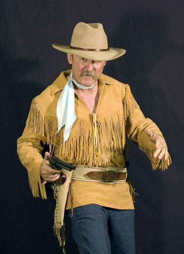 Handmade Men's Buckskin Shirts