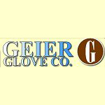 Geier Brand Leather Gloves