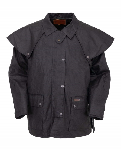 Bush Ranger Oilskin Jacket