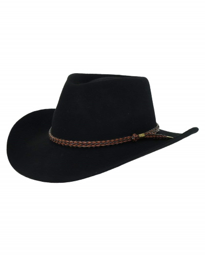 Forbes Classic Western Hat