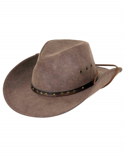 Gold Dust Western Hat