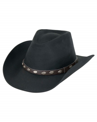 Badlands 100% Cotton Oilskin Cowboy Hat