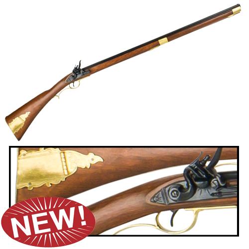 1803 Davey Crockett Daniel Boone Kentucky Short Replica