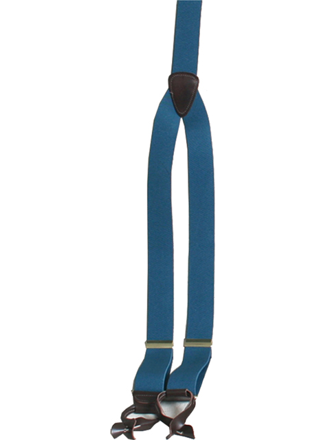 1822 Albert Thurston Design Suspenders Elastic Pant Braces