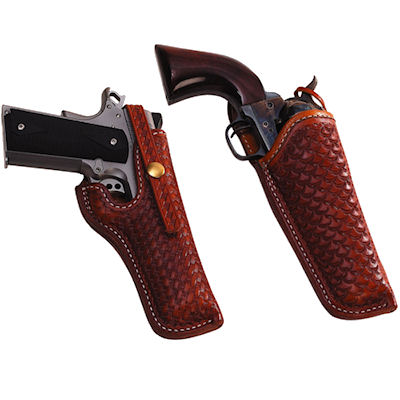 1920 Cross Draw Gun Holster