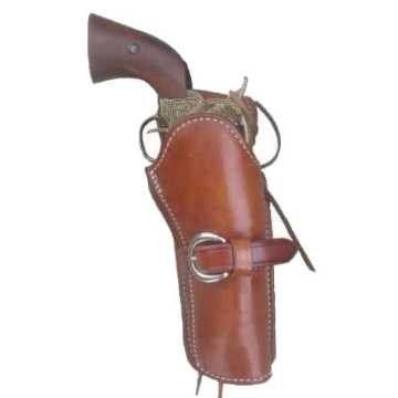 1964 Man with No Name Spaghetti Western Leather Gun Holster