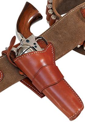 1976 J B Books Shootist Design Western Leather Single Loop