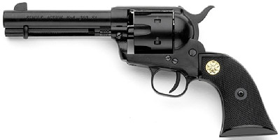 .22 Caliber Blank Firing M1873 Old West Replica Revolver
