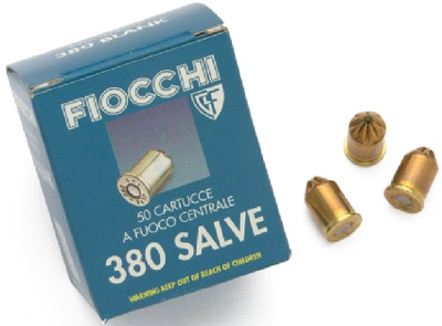 50-Count 9mm Blank Firing Cartridge
