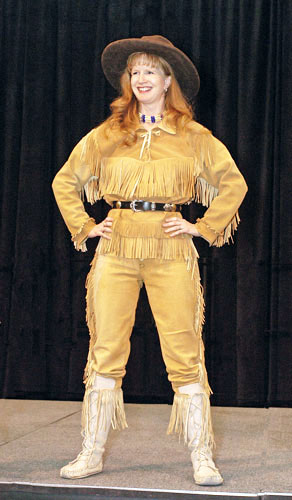 Handmade Deer Hide Palomino Buckskins Shirt and Pants Leggings