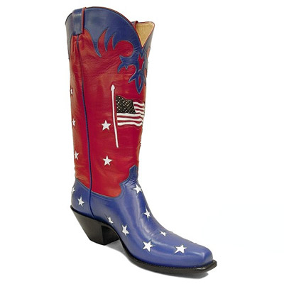 American Stars Handmade Leather Cowboy Boots