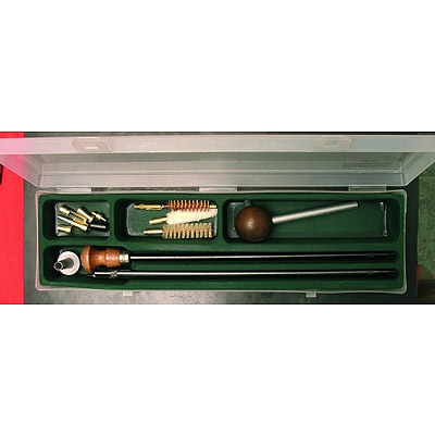 Colonial Kentucky Percussion .45 – .50 Caliber Cleaning Kit