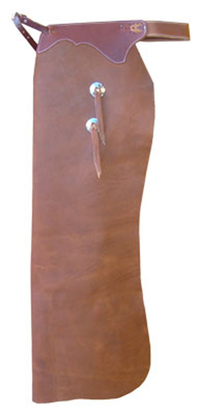 Cowboy Basic Leather Chaps