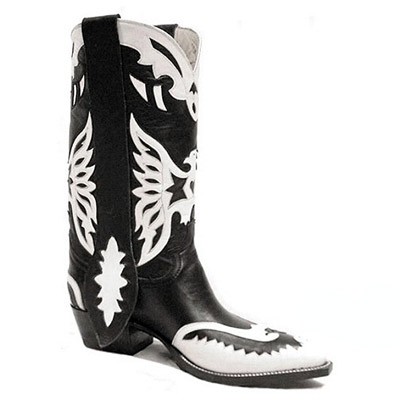 Double Eagle Handmade Leather Cowboy Boots