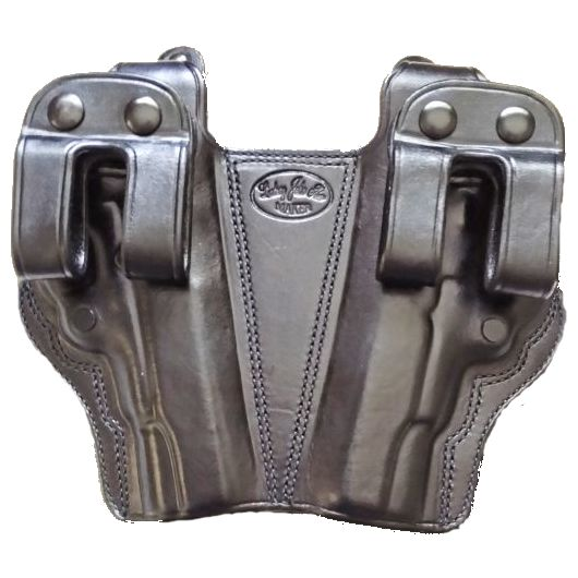 Double SOB Small of the Back / IWB In the Waistband Holster