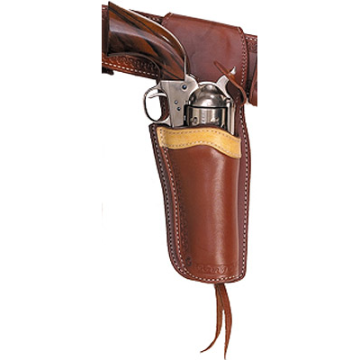 El Paso Hellfire Western Fast Draw Competition Pistol Holster