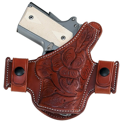 El Paso Snap Off Elite Conceal Carry Thumbreak Leather Holster