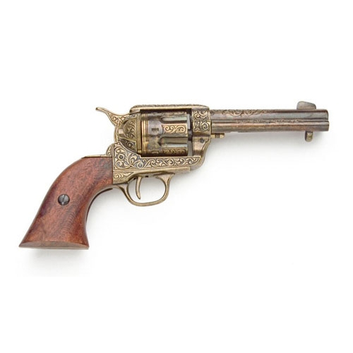 Fast Draw Single Action Western Pistol