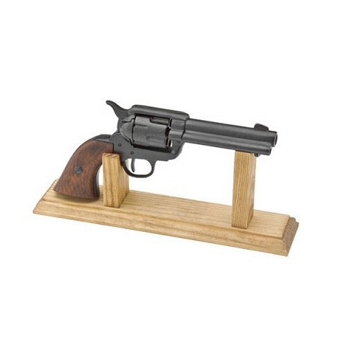 Fast Draw Western Pistol Display Stand