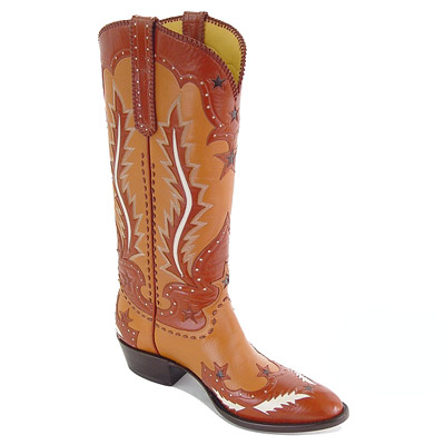 Gadston Handmade Leather Cowboy Boots