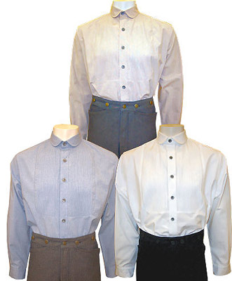 Gent Western Cowboy Cotton Shirt