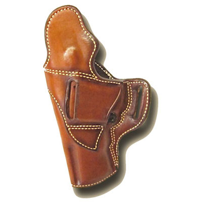 High Ride Single Slot Askins Style Holster