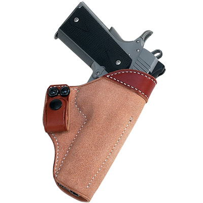 IWB Covert C-Force Leather Concealment Inside The Pants Holster